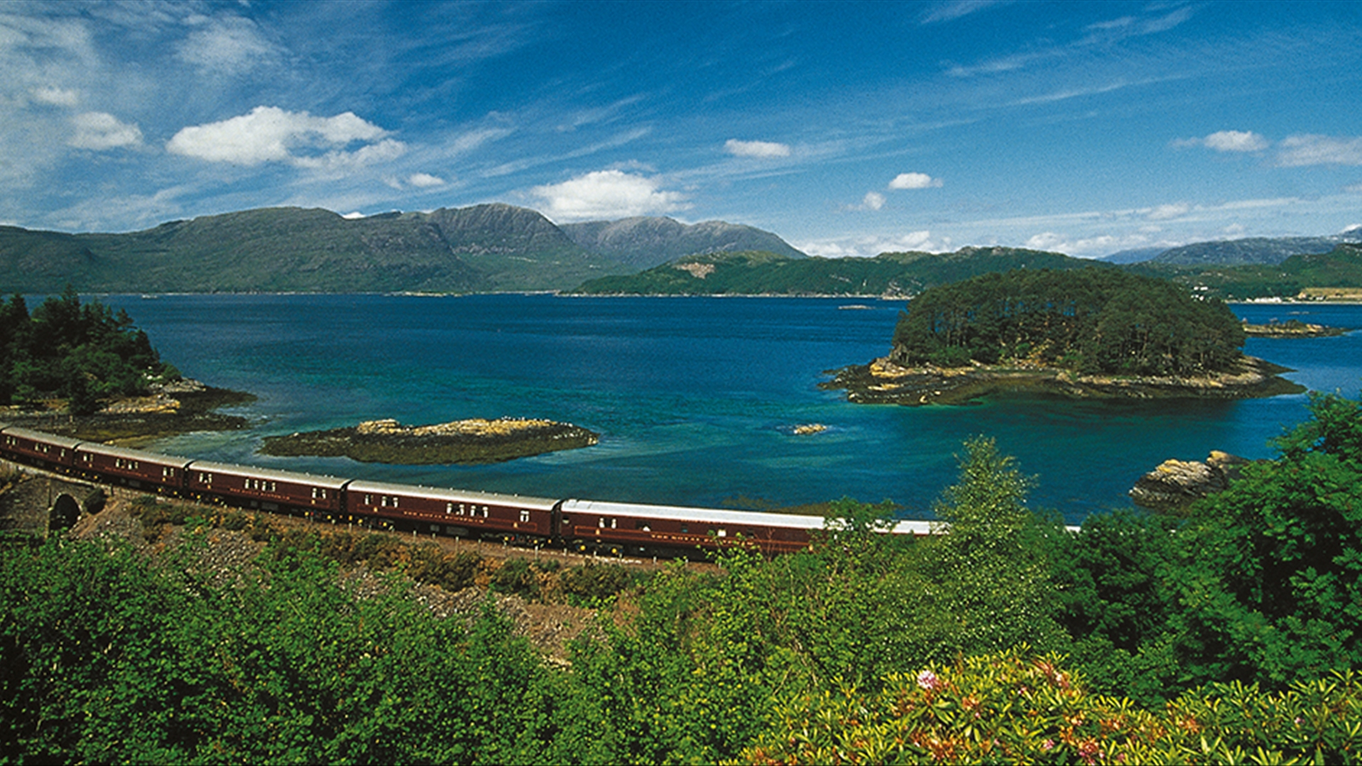 Royal Scotsman Im Royal Scotsman durch Schottland (2021)