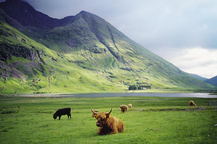 Schottland – durchatmen in den Highlands